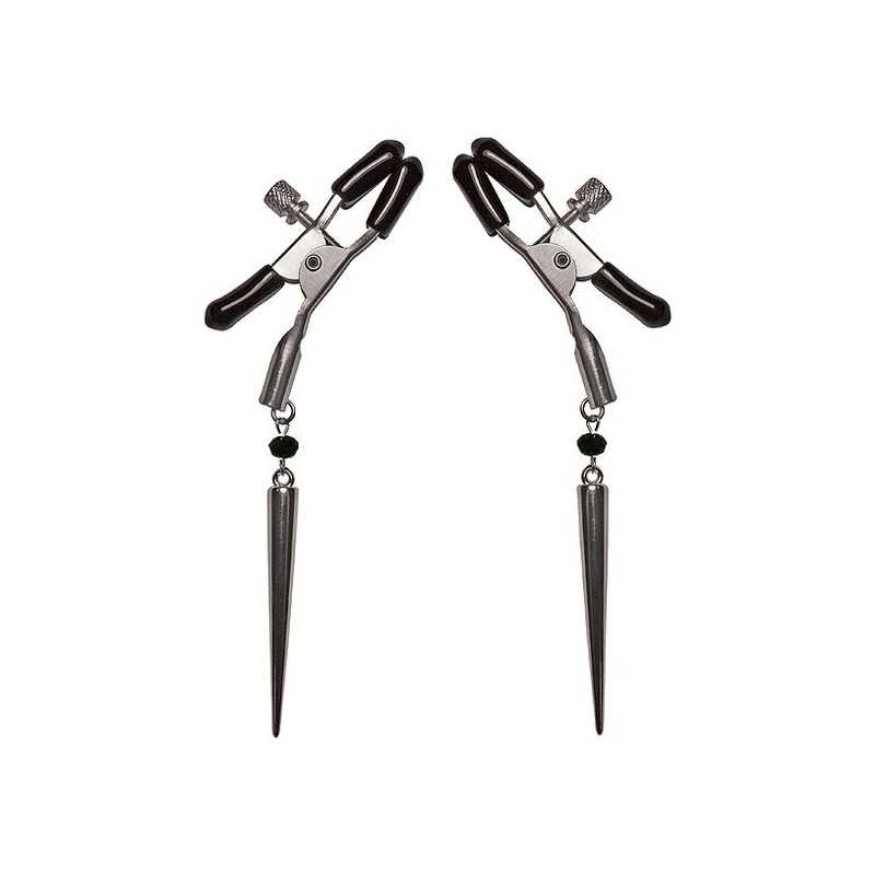 Silver Spears Nipple Clips Sexperiments SS510-80