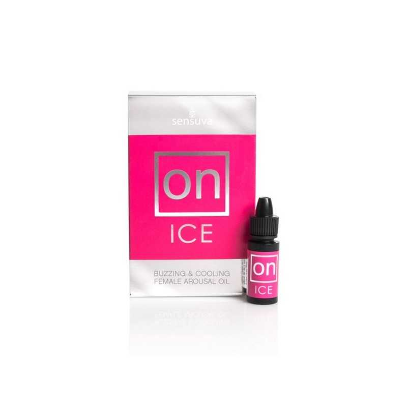 ON Arousal Oil for Her Ice 5 ml Sensuva VL510