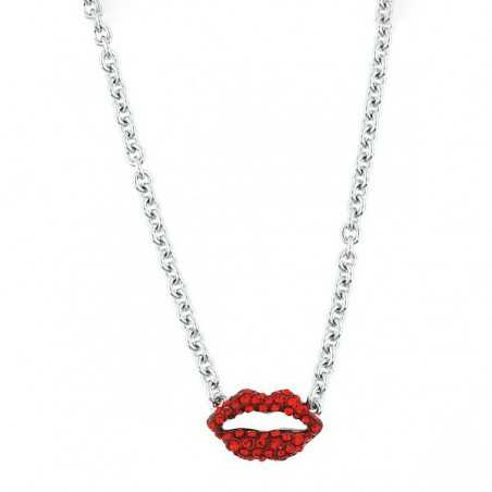 Ladies'Necklace Guess UBN12012 (45 cm)