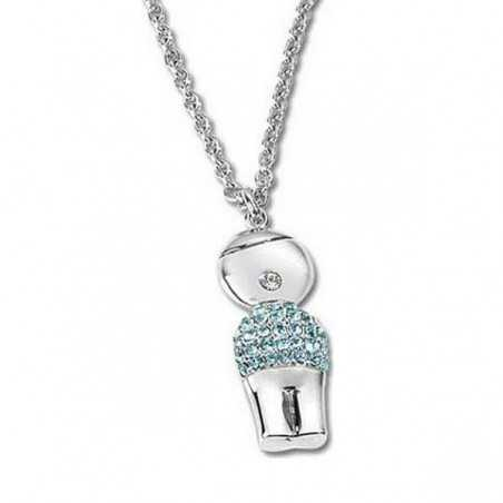 Ladies'Necklace Morellato SJU08 (25 cm)