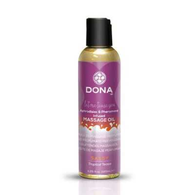 Duftendes Massageöl Tropical Tease 110 ml Dona 5185