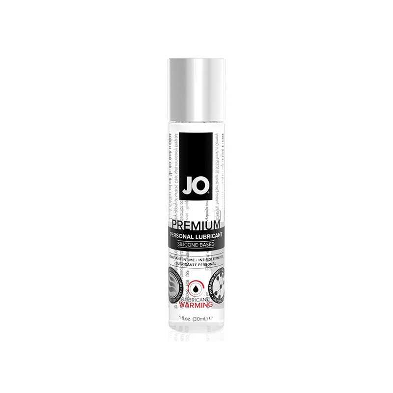 Silicone Lubricant Warming 30 Ml System Jo 41065 Warming Cooling Lu