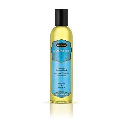 Aromatic Massage Oil Serenity 59 Ml Kama Sutra 2773