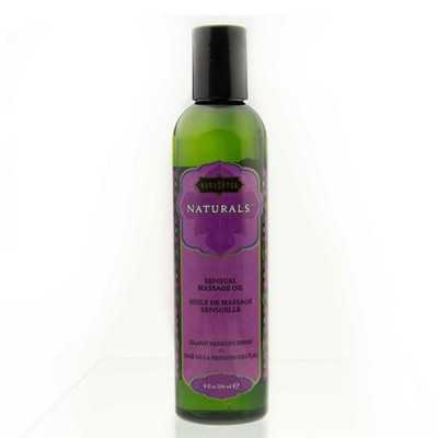Naturals Massage Oil Island Passion Berry Kama Sutra 10245