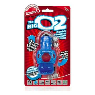 The Big O 2 Cock Ring The Screaming O