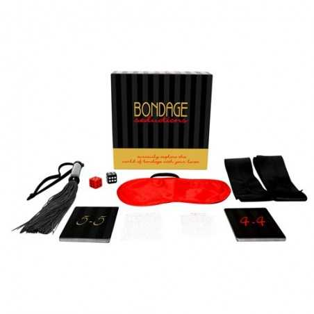 Bondage Seduction Erotic Game Kheper Games BG.R44