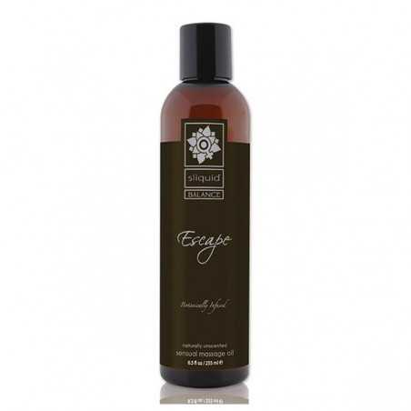 Massage Oil Escape Sliquid