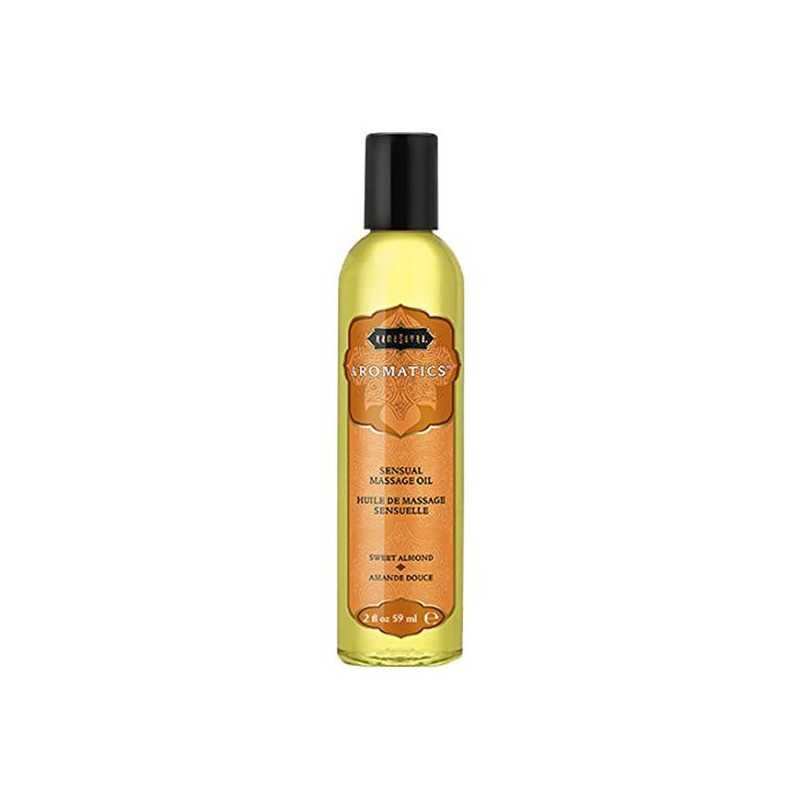 Aromatic Massageöl Süßmandel 59 ml Kama Sutra 02759