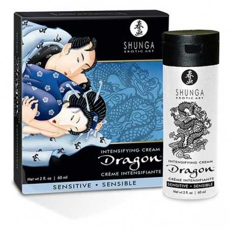 Dragon Intensifying Cream Shunga SH5220