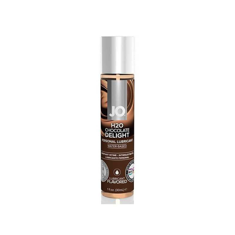 Lubrificante H2O Chocolate 30 ml System Jo 10124