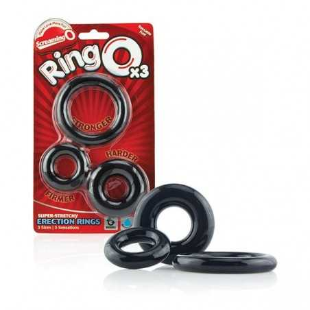 RingO 3 (Conjunto) The Screaming O SC-RNGO-3P