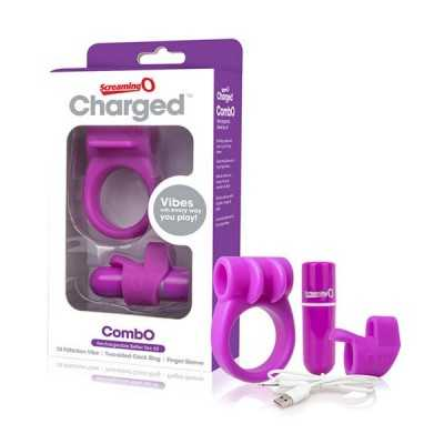 Charged CombO Kit 1 Purple The Screaming O 12693