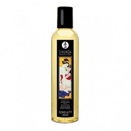 Massage Oil Serenity Monoi Shunga 10139 (250 ml)