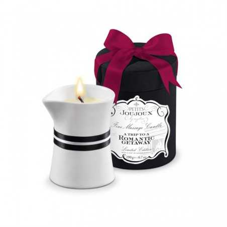 Massage Candle Rom. Getaway 190 g Petits Joujoux 7069