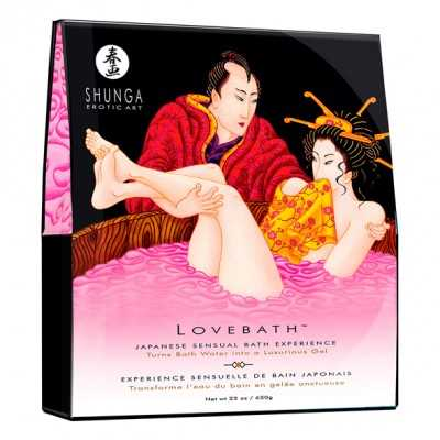 Lovebath Dragon Fruit Shunga 8017