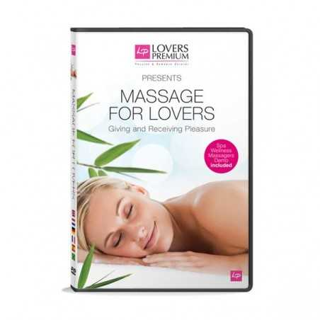 DVD Massage for Lovers LoversPremium 71797