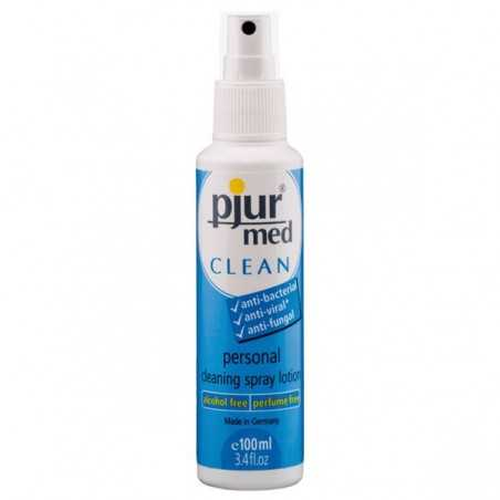 MED CLEAN Spray 100 ml Pjur 82801