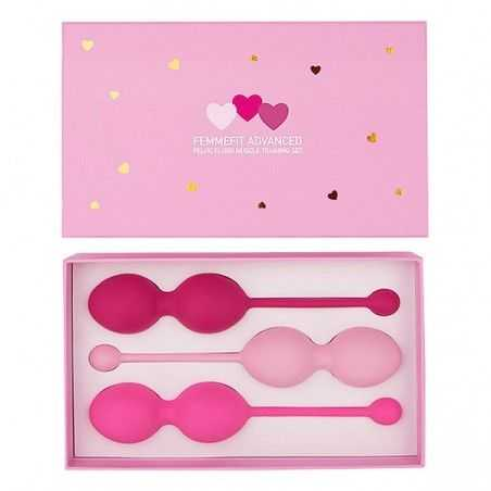 Pleasure Kit Femmefit FeelzToys (3 pcs)