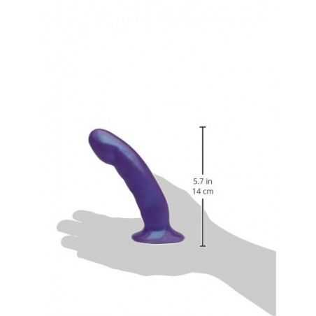 Acute Dildo Midnight Purple Tantus D1960
