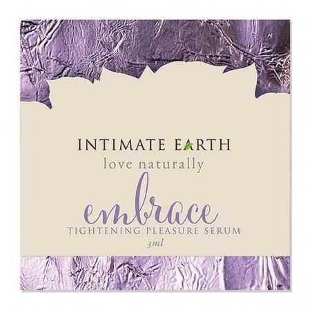 Embrace Tightening Pleasure Foil 3 ml Intimate Earth 6479