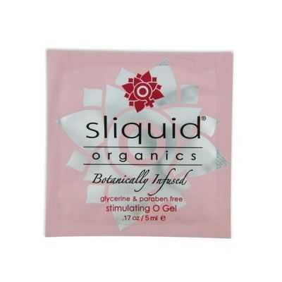 Organics O Gel Pillow 5 ml Sliquid 2450