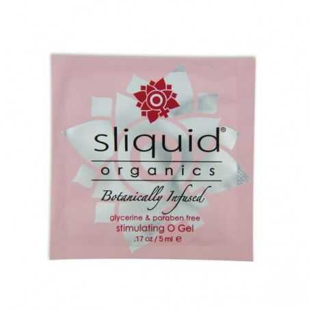 Organics O Gel Beutel 5 ml Sliquid 2450