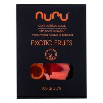 Seife Exotic Fruits Nuru (100 g)