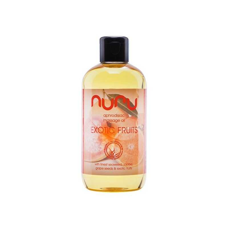 Erotisches Massageöl Fruits Nuru (250 ml)