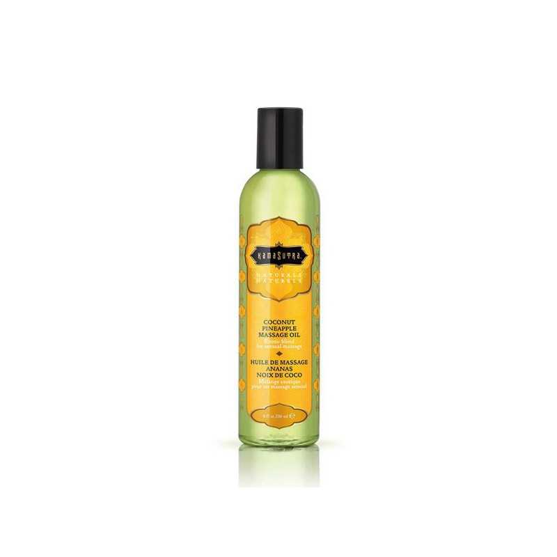 Naturals Massage Oil Coconut Kama Sutra 10219