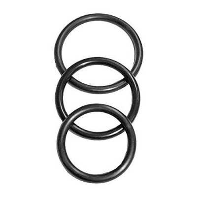 Nitrile Cock Ring 3 Pack Sex & Mischief SS10034