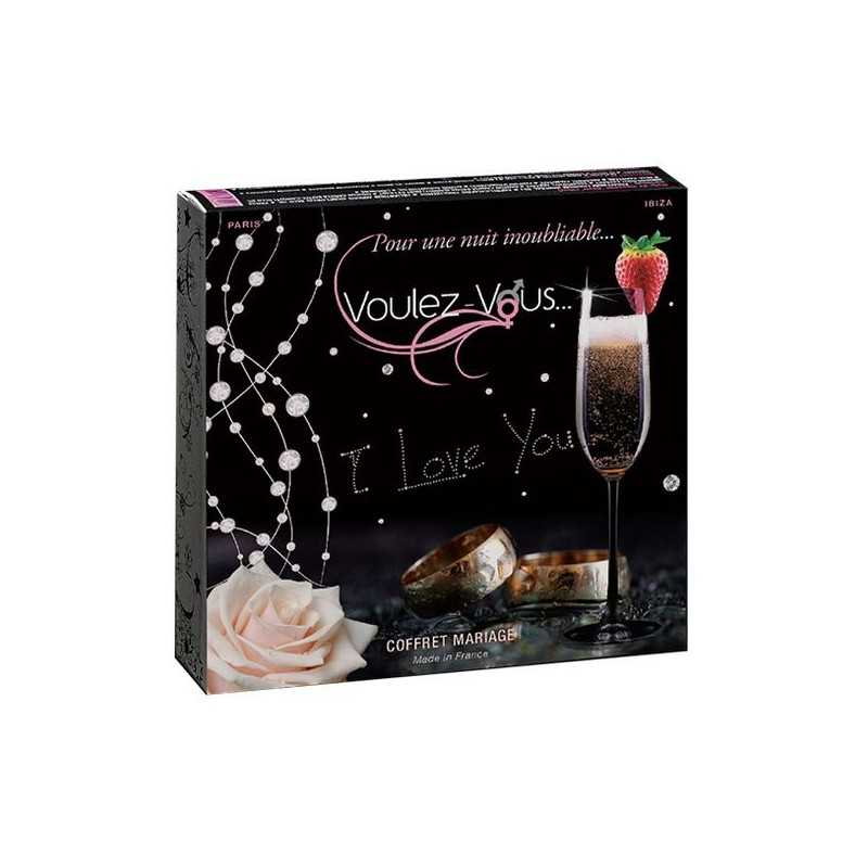 Wedding Pleasure Kit Voulez-Vous... 03241 (6 pcs)
