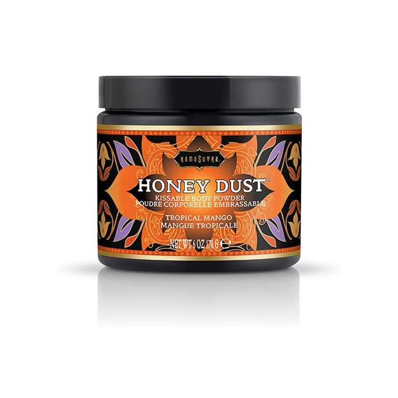 Honey Dust Körperpuder Tropical Mango Kama Sutra 20159