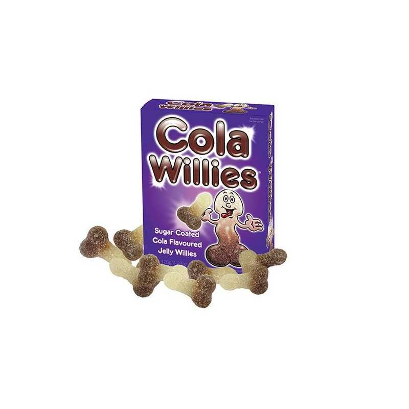 Bonbons pénis Cola Willies Spencer & Fleetwood 8749