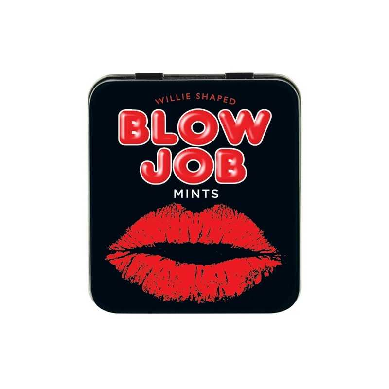 Oral Pleasure Mints Peppermint Blow Job Spencer & Fleetwood