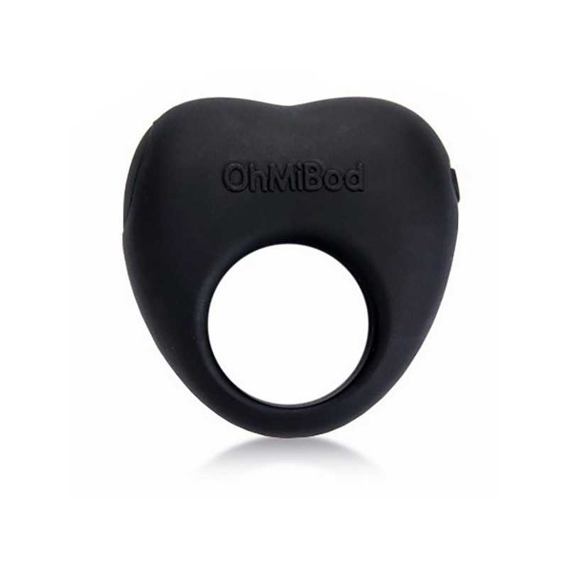 Vibe Couples Ring Black Lovelife by OhMiBod 6332