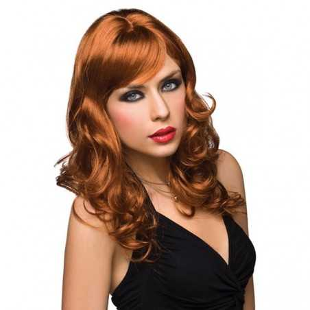 Red Pleasure Wigs 51303