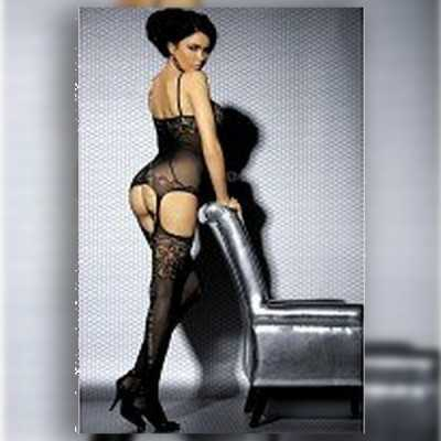 Bodystocking F204 (One size) Obsessive 4180
