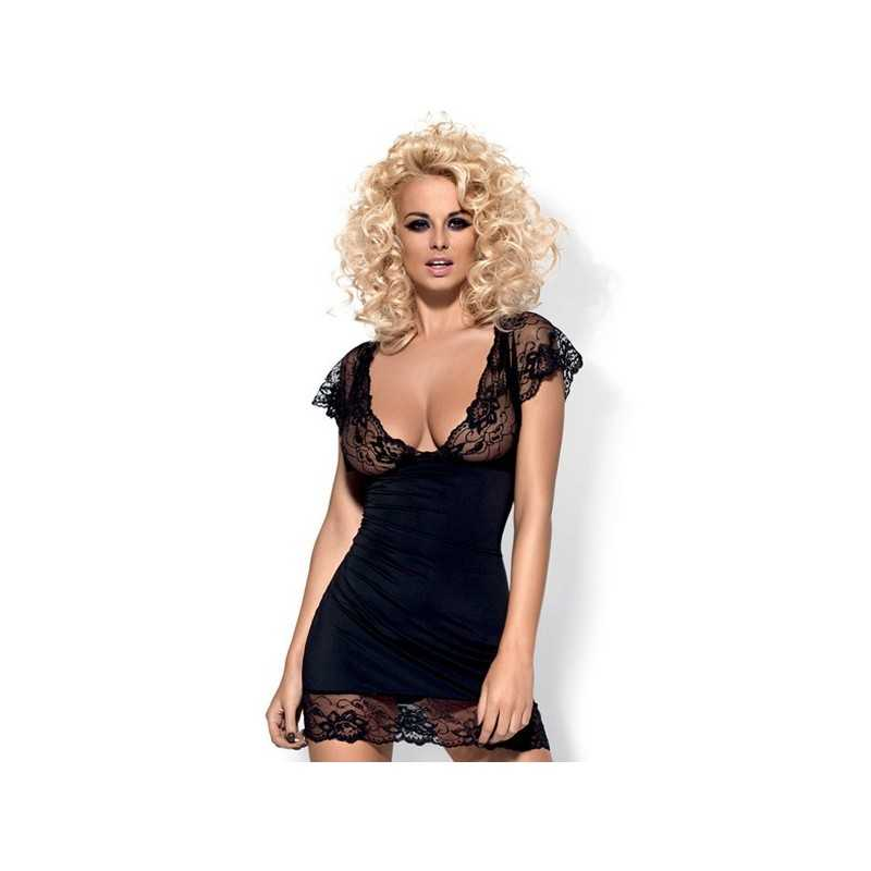 Imperia Nachthemd & Tanga L/XL Obsessive 59048