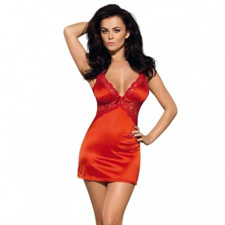 Secred Chemise & Thong S/M Obsessive 88448