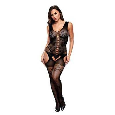 Bodystocking (One size) Baci Lingerie 00476