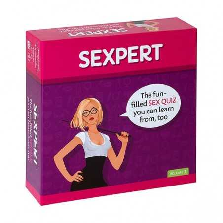 Sexpert Erotic Game Tease & Please TP3093
