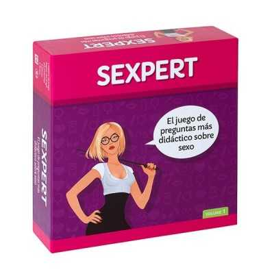 Sexpert Erotic Game Tease & Please 21603