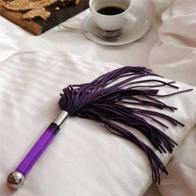 Sensua Suede Whip Purple...