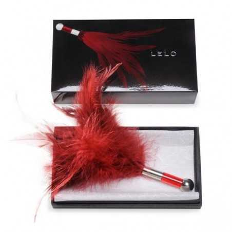 Tantra Feather Teaser Red Lelo 1494