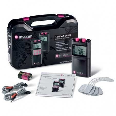 E-Stim Tens Unit Amoureux Intense Mystim MY46000