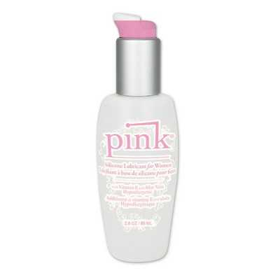 Silicone Lubricant 80 ml Pink 456