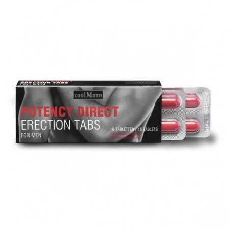 Male Potency Direct coolMann E22572