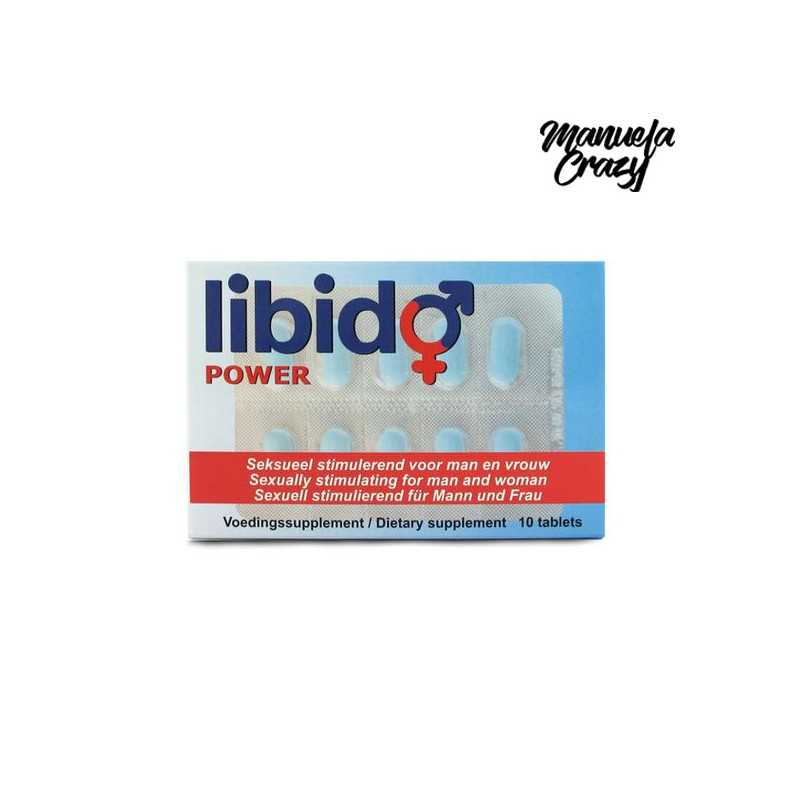 Libido Power Manuela Crazy 20032