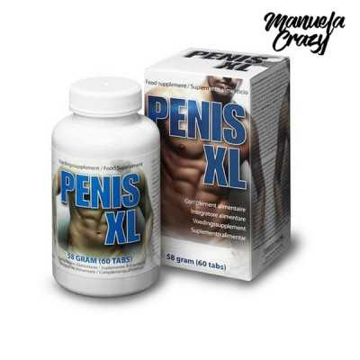 Penis XL Tabletten Manuela Crazy 349