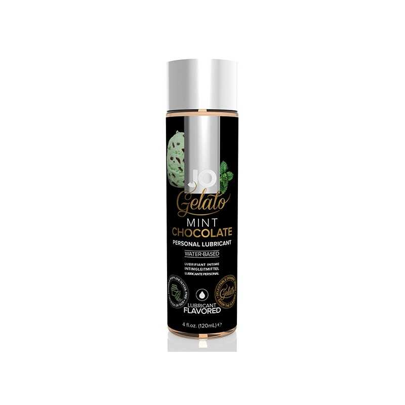 Gelato Mint Chocolate Lubricant Water Based 120 ml System Jo 223